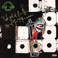 TRIBE CALLED QUEST - WE GOT IT FROM HERE: THANK YOU 4 YOUR SERVICE VINYL