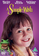 A SIMPLE WISH (UK) DVD