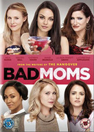 BAD MOMS (UK) DVD