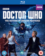 DOCTOR WHO - THE RETURN OF DOCTOR MYSTERIO (UK) BLU-RAY