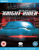 KNIGHT RIDER COMPLETE COLLECTION (UK) BLU-RAY