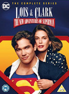 LOIS AND CLARKE -THE NEW ADVENTURES OF SUPERMAN COMPLETE SERIES (UK) DVD