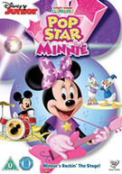MICKY MOUSE CLUBHOUSE POP STAR MINNIE (UK) DVD