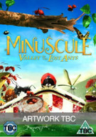 MINUSCULE VALLEY OF THE LOST ANTS (UK) DVD