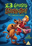 SCOOBY DOO 13 SPOOKY GHOSTS (UK) DVD