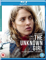 THE UNKNOWN GIRL (UK) BLU-RAY