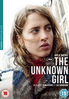 THE UNKNOWN GIRL (UK) DVD