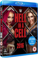 WWE HELL IN A CELL 2016 (UK) BLU-RAY