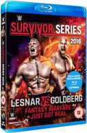 WWE SURVIVOR SERIES 2016 (UK) BLU-RAY