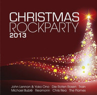 CHRISTMAS ROCKPARTY 2013 / VAR (IMPORT) CD