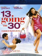 13 GOING ON 30 (WS) BLURAY