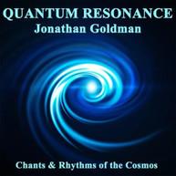 JONATHAN GOLDMAN - QUANTUM RESONANCE CD