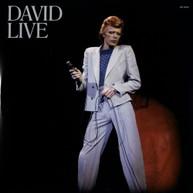 DAVID BOWIE - DAVID LIVE (2005) VINYL
