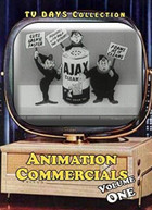 ANIMATED COMMERCIALS #1 DVD