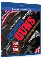AMERICAN GUNS: 13 PART DOCUMENTARY SERIES BLURAY