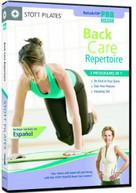 STOTT PILATES: BACK CARE REPERTOIRE DVD