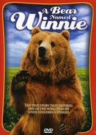 BEAR NAMED WINNIE DVD