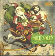 MICK FOLEY - CRAZY CHRISTMAS VINYL