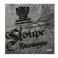 JEDI MIND TRICKS PRESENTS STOUPE - DECALOGUE CD