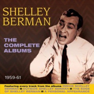 SHELLEY BERMAN - COMPLETE ALBUMS 1959-61 CD