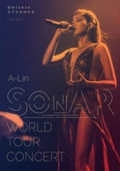 A -LIN - SONAR: WORLD TOUR CONCERT (2PC) (IMPORT) DVD