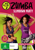 ZUMBA SLIMDOWN PARTY (EXERCISE IN DISGUISE!) (2016) DVD
