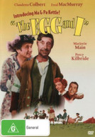 THE EGG AND I (1947) DVD