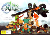 WAKFU: SEASON 1 COMPLETE COLLECTION DVD