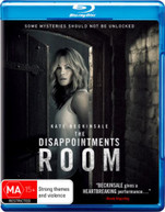 THE DISAPPOINTMENTS ROOM (2016) BLURAY