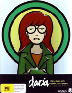 DARIA: THE COMPLETE ANIMATED SERIES COLLECTOR'S SET DVD