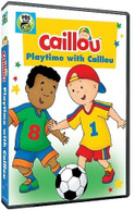 CAILLOU: PLAYTIME WITH CAILLOU DVD