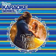 DISNEY'S KARAOKE SERIES: BEAUTY & THE BEAST / VAR CD