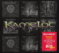KAMELOT - WHERE I REIGN: VERY BEST OF NOISE YEARS 1995-2003 CD.