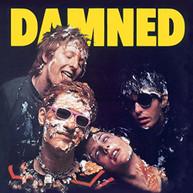 DAMNED - DAMNED DAMNED DAMNED (UK) CD.