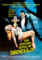 SATANIC RITES OF DRACULA DVD.