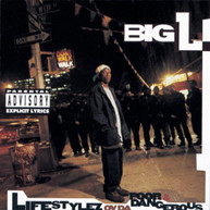 BIG L - LIFESTYLEZ OV DA POOR & DANGEROUS CD.