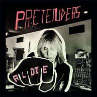 PRETENDERS - ALONE CD.