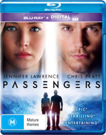 PASSENGERS (2016) (BLU-RAY/UV) (2016) BLURAY