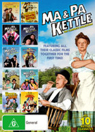 MA & PA KETTLE: THE COMPLETE COLLECTION (TEN MOVIES) (1947) DVD