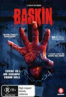 BASKIN (2015) DVD