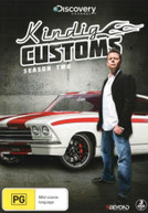 KINDIG CUSTOMS: SEASON 2 (2015) DVD
