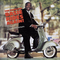 COUNT BASIE - COMPLETE BASIE RIDES AGAIN FEATURING OSCAR PETERSO CD