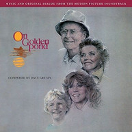 DAVE GRUSIN - ON GOLDEN POND: MUSIC & ORIGINAL DIALOG FROM THE CD