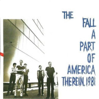 FALL - PART OF AMERICA THEREIN 1981 VINYL
