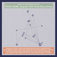 FROM HERE: ENGLISH FOLK FIELD RECORDINGS / VARIOUS CD