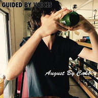 GUIDED BY VOICES - AUGUST BY CAKE CD