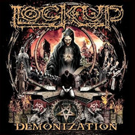 LOCK UP - DEMONIZATION CD