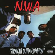 N.W.A. - STRAIGHT OUTTA COMPTON VINYL.