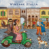 PUTUMAYO PRESENTS - VINTAGE ITALIA CD