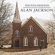 ALAN JACKSON - PRECIOUS MEMORIES COLLECTION CD